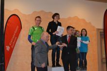 Sieger Landkreis Laufcup 2016
