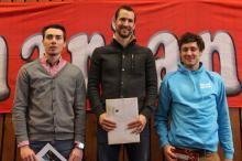 Sieger des 26. Silvesterlaufes in Sandharlanden